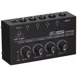 Pre Amplificador De Audífonos Ha400 Behringer (envió Gratis)