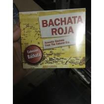 Cd Bachata Roja Nuevo Sellado De Fabrica