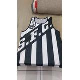 Camisa Regata Santos Futebol Clube