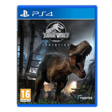 Jurassic World Evolution Ps4 Fisico Sellado Original Nuevo