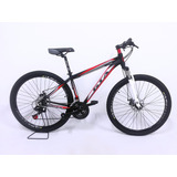 Bicicleta Mtb Aro 29 Er Gta Nx9 Quadro Alumínio 21 Velocid.