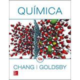 Libro Quimica De Chang 12e