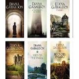 Forastera Coleccion Completa 8 Libros Papel -diana Gabaldon
