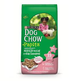 Ração Dog Chow Papita Filhotes 20 Kg