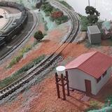 Montagem De Maquete Ferroviaria Escala Ho