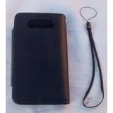 Capa Carteira Nokia Lumia 820 N820 + Película De Vidro