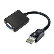 Cable Adaptador Dp M Display Port A Vga H 20cms