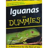 Libro De Animales Reptiles Dummies Iguanas