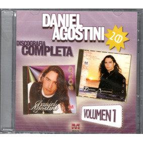 Cd Daniel Agostini Discografia Completa Vol 1 2 Cd