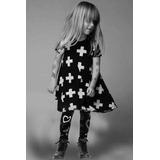 Ropa Vestido En Algodon Para Bebes / Pks Girls Store