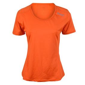 Remera Next Mujer Naranja