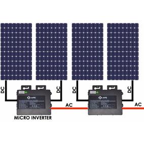Paneles Solares Kit Para Interconexion Cfe Hasta 5kwh
