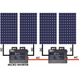 Paneles Solares Kit Para Interconexion Cfe Hasta 5kwd