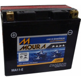 Bateria Moto Moura Yt12b-bs Ma11-e Yamaha Xj-6 Srx-fz6-r6