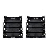 Gfortune 2pcs 4x37v 18650 Baterias En Caja De Almacenamiento