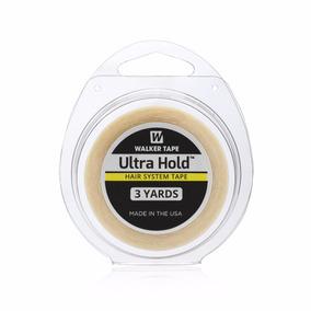 Rolo De Fita Adesivo Ultra Hold 2,7m Branca Protese Capilar