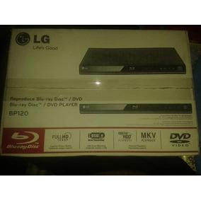 Blu Ray Lg Modelo Bp120 Incluye Cable Hdmi