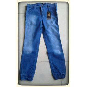 Pantalon Babucha Jean T 42 -elast Dama Liquidacion$400