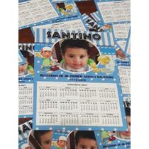 Combo 30 Foto Imanes Con Almanaque 10x14cm Manny A La Obra