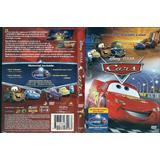 Disney - Pixar Presenta Cars Pelicula + Corto Animado Dvd