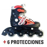 Rollers + 6 Protecciones Reent