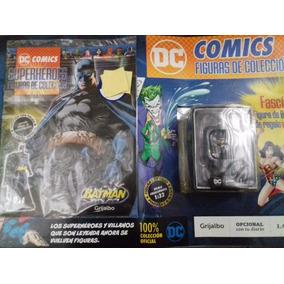 Batman Muñeco Colección La Nación Dc Comics Número 1