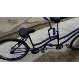 Bicicleta Tandem Pra 02 Pessoas Black Friday!!!