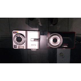 2 Cameras Fotograficas Kodak No Estado