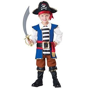 Disfraz De Pirata Para Niño Talla 2t