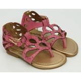 Sandalia Strass Pink