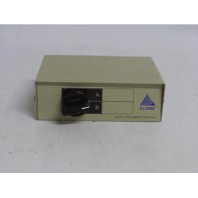Data Transfer Switch Clone - 2 Pc Em Uma Impressora