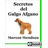 Galgo Afgano - Libro Entrenamiento Cachorro Adulto Crianza