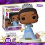 Tiana #1014 / La princesa y el sapo