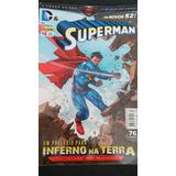 Superman13 - Os Novos 52 - Prelúdio Para Inferno Na Terra.