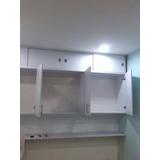 Mueble De Divisiones Blanco Nuevo Cocina / Oficina Mdf