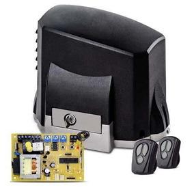 Motor Portão Eletrônico Deslizante Kdz 1/3 Hp Max Garen