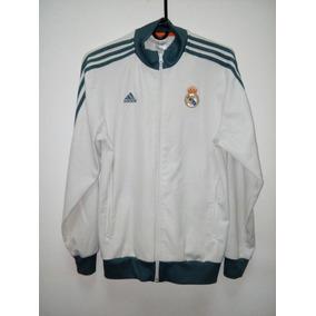 Chaqueta Deportiva adidas Real Madrid Blanca 2015 Talla M f4509883ea1cc