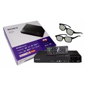 Blu-ray Sony Bdp-s6700 Dvd 3d + 2 Oculos 3d Envio Imediato