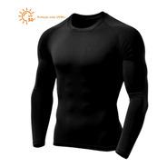 Camisa Camiseta Com Proteção Solar Uv 50 Dry Fit Termica