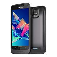 Funda Cargadora Bateria Galaxy S5 Phonesuit Samsung 3000mah