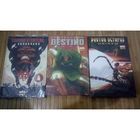 Livros Do Destino Doutor Octopus Origem Caveira Vermelha