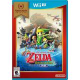 Juego Nes The Legend Of Zelda The Windwaker Wii U Fisico