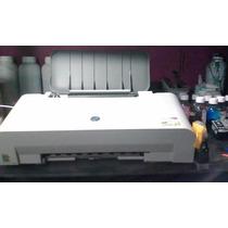 Impresora Canon Con Sistema Tinta Solo Para Imprimir Negro