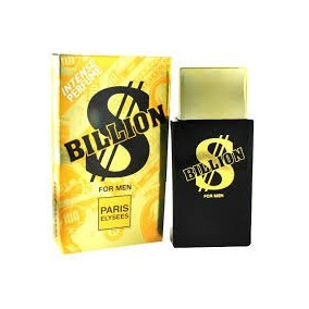 Perfume Billion Masculino 100ml Paris Elysees - 1 Million