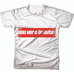 Camiseta Sei Que Vou Te Amar Estilizada Camisetas E Blusas Para