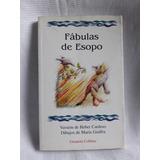 Fabulas De Esopo Heber Cardoso C/dibujos Colihue Gramon