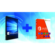 Windows 10 Pro Em Português 32/64 Bits+ Serial + Office 2016
