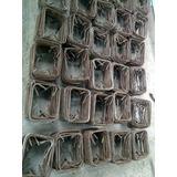 Zunchos Estribos 20x40 Cm, Estriada 3/8 Paquete 10 Pzas