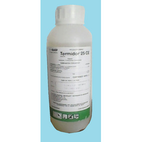 Termidor 25ce 1lt Insecticida Termitas Fipronil