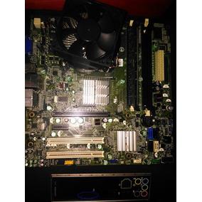 Placa Desk Dell Inspiron Intel Dual Core 3 Gb Ram